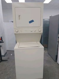 """27"""" stackable unit washer and dryer Frigidaire Bowie, 20715"""