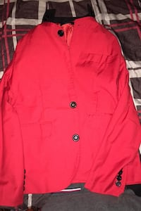 Size:M Red suit