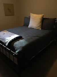 black and white bed sheet Sykesville, 21784