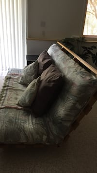 Nice futon in good condition! Wayland