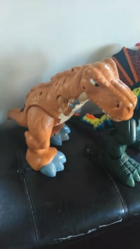 Imaginext Roaring &Moving T-REX Fisher Price Longueuil, J3Y 6N9