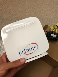 Primus wireless modem used for one year Mississauga, L5L 4L3