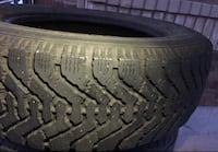 Winter tires 195/65/15 Goodyear Nordic - Honda Toyota Ford Hyundai etc Innisfil