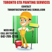 Painting services for home condo Toronto
