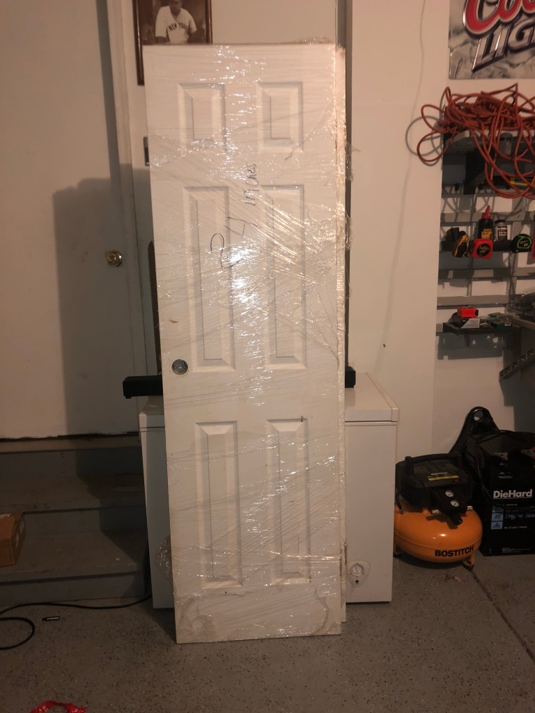 6 Panel Interior Doors For Sale. $10 Each
