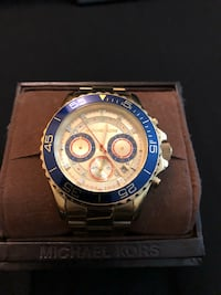 Micheal Kors gold watch