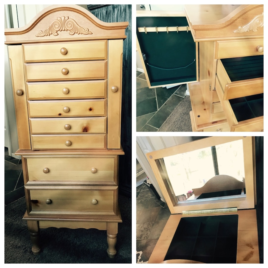 Used Broyhill by Fontana Jewelry Armoire in Chandler