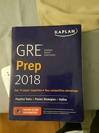 GRE REVIEW BOOK Silver Spring