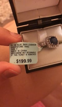Sapphire Ring Chico, 95928