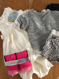 Baby girl clothing Vaughan, L6A 1M4