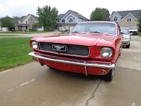 Ford - mustang - 1966 Portage, 46368
