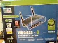 linksys wireless-g broadband router Henderson, 89015