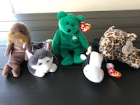 Rare perfect condition beanie babies Chicago