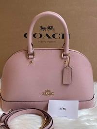 - Coach Mini Sierra Satchel