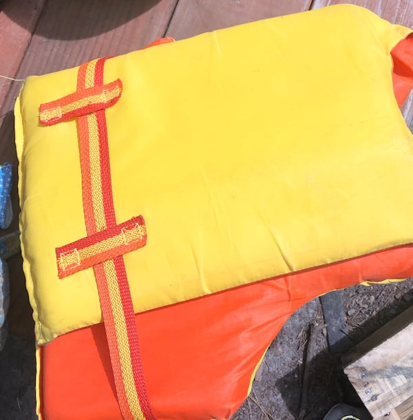 Life Vest (size kids/youth) 1