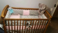 Baby Comforter, Crib Skirt & Bumpers Ashburn