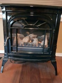 Vermont cast iron electric fireplace  Calgary, T2Z 3S4