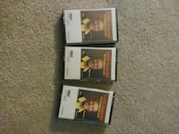 Reduced. Eddy Arnold cassettes.vol 1, 2 and 3  Edmonton, T5B 3P5
