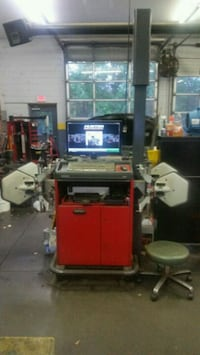 Hunter alignment machine Wilmington