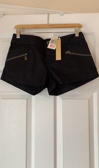 Black Guess shorts. Size 27. New with tags attached.  Ajax, L1T 0K1