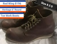 Men's Red Wings Workboots