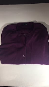 Purple The Limited Cardigan Oneonta, 13820