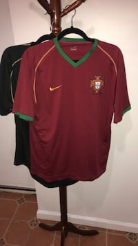 Two Portugal Jerseys  New York, 11231
