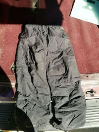 gray and black camouflage cargo pants Sacramento
