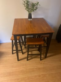 Kitchen Table and stool Set