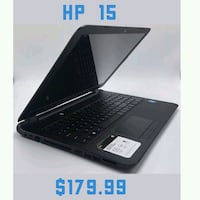 Hp 15 15.6 INCH SCREEN Capitol Heights, 20743
