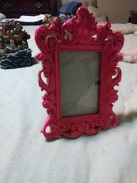 Pink picture frame from hobby lobby Cullman