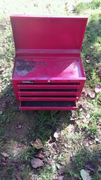 red Snap-On tool chest Charles Town, 25414