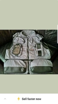 Brand New Outdoorsman /Fishing Vest - Size XL  Barrie, L4M