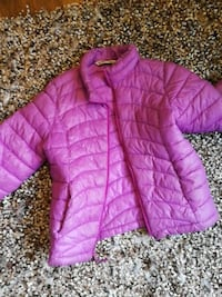 pink bubble jacket Prince George, V2N 6S6