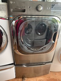 LG 5.2 frontload washer