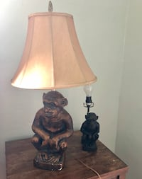brown and black table lamp New Orleans, 70119