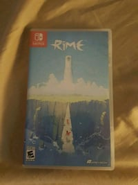 Rime Game Nintendo switch Willimantic, 06226