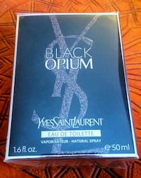 YSL Black Opium EDT 50ml Mount Royal