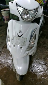 white and black motor scooter Ludhiana, 141003