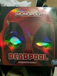 Deadpool official monopoly special edition  Charlotte, 28278