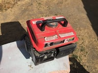red and black portable generator South Gate, 90280