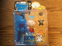 Family Guy action figure packages South-West Oxford, N4S