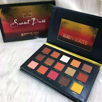 Palette Beauty Glazed Nanterre, 92000
