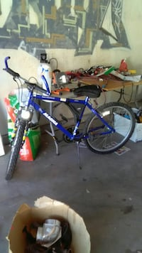 Brand new heavy duty mountain trail bike