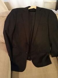 Mexx suit and pants black with pinstripe  Ontario, M3C 1W7