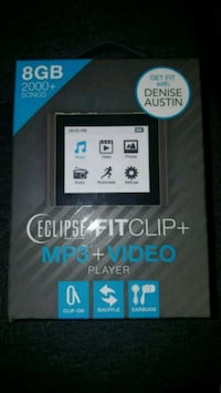 Eclipse MP3 + Video Player Severn, 21144