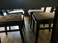 Ikea extentable table and chairs set.  Rockville, 20851