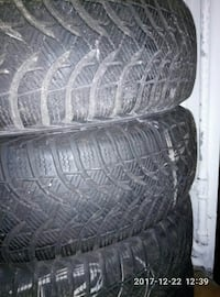 4 gomme invernali 175/65/15