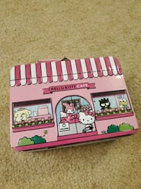 Hello Kitty Cafe Lunch box Arlington, 22202