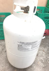 7 gallon propane tank (recertified) Oceanside, 92056